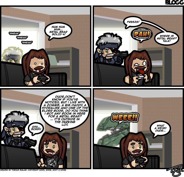 Metal Gear!?