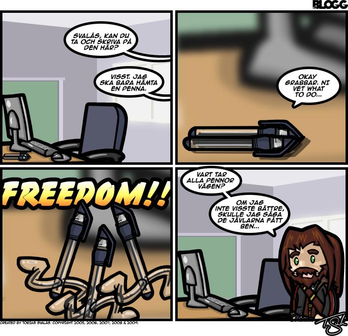Freedom!!