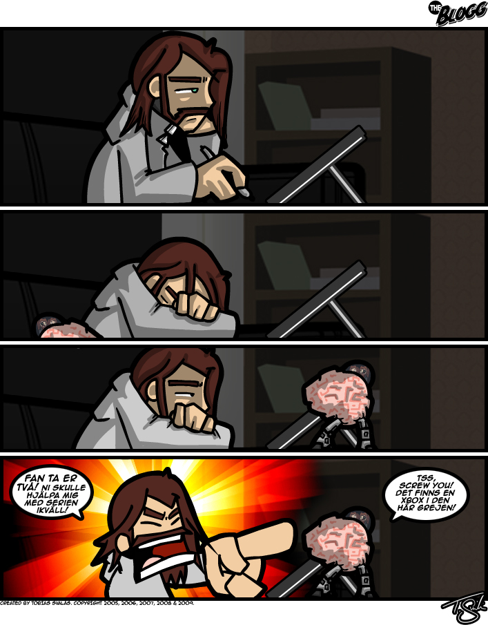 Metal Gear Brain!