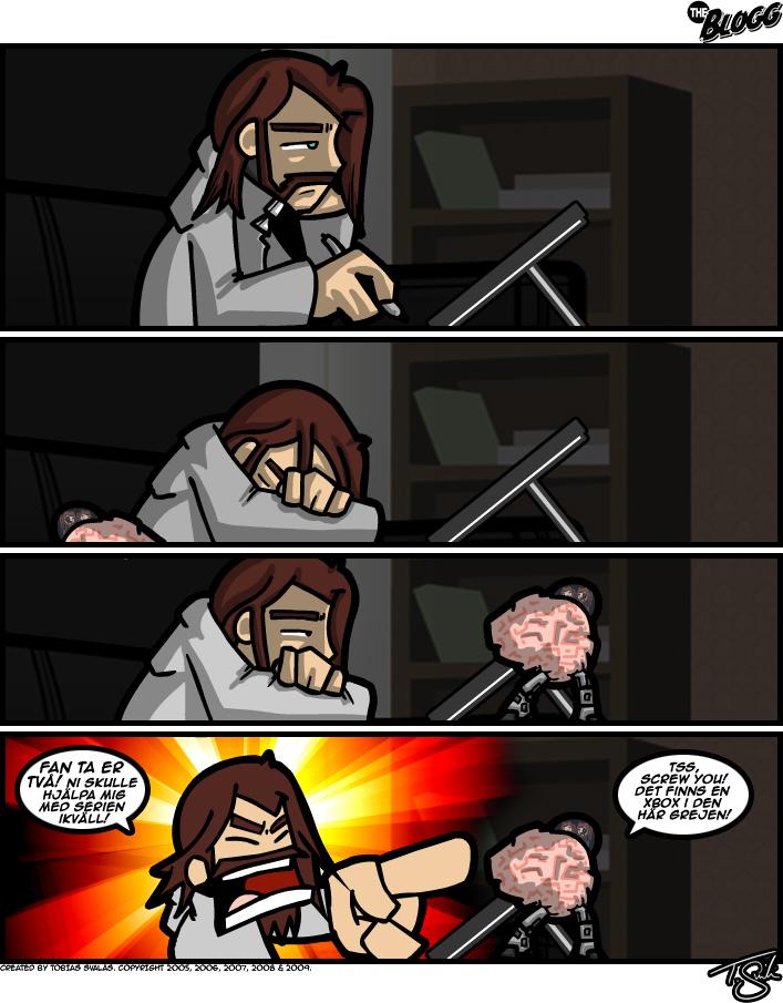 Metal Gear Brain!