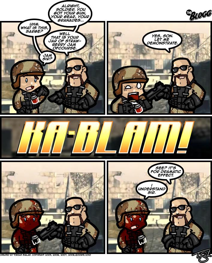 CoD: Modern Jam Warfare 2