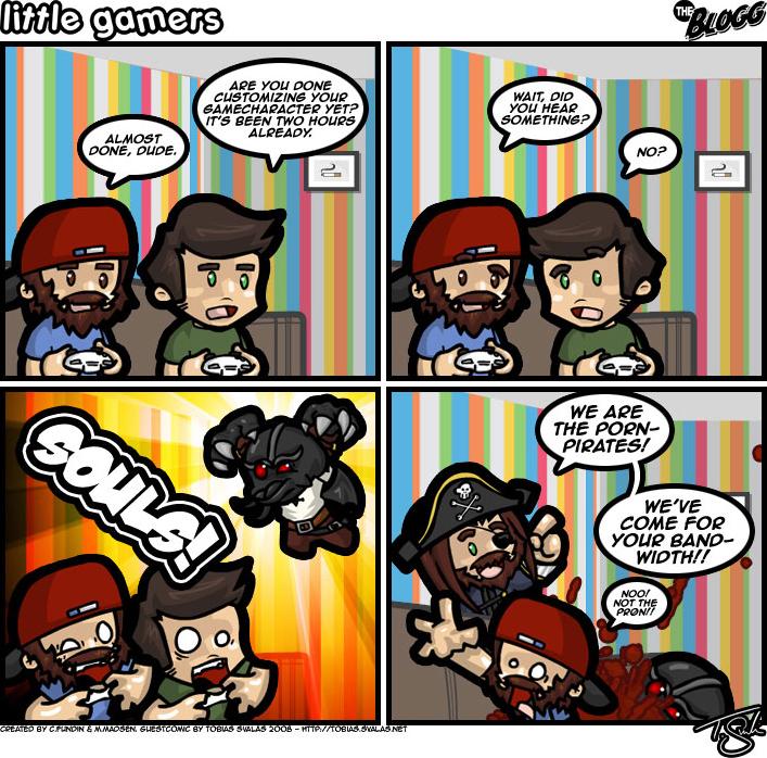 Pr0n Pirates