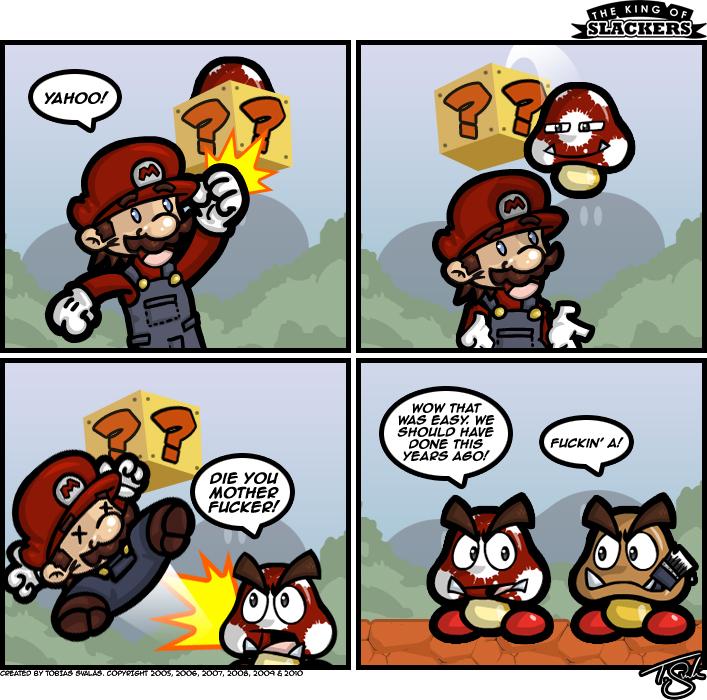 A Trap For Mario