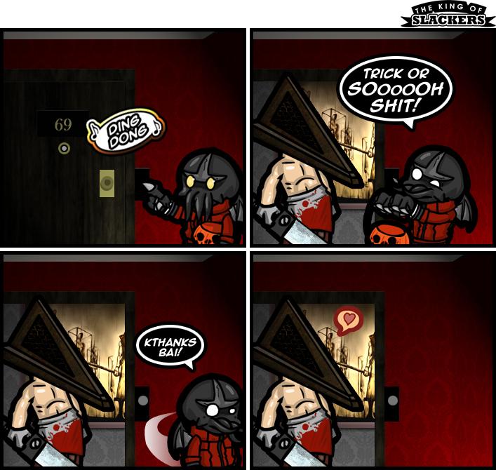 Trick Or Souls 2