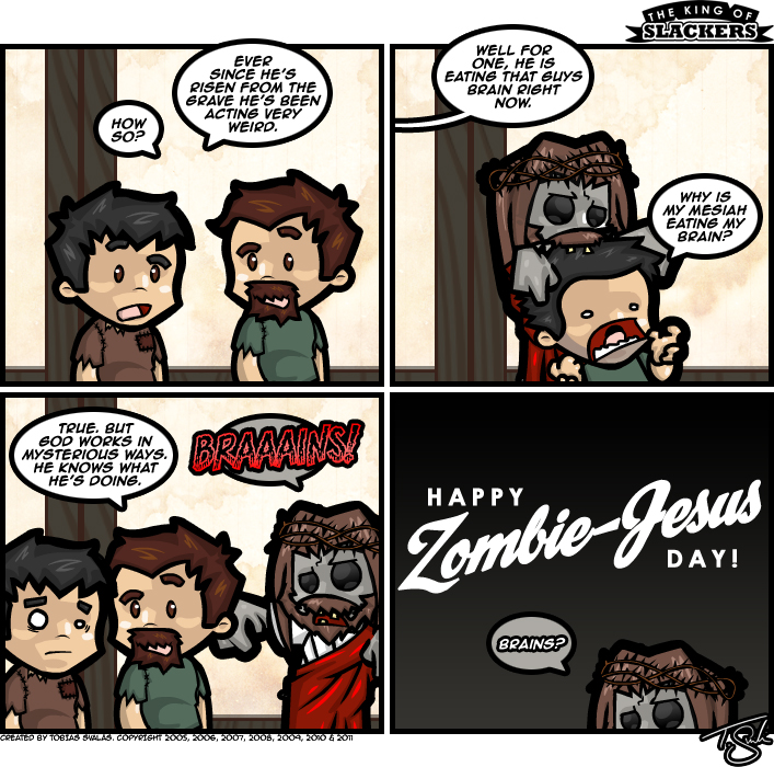 Happy Zombie-Jesus Day!