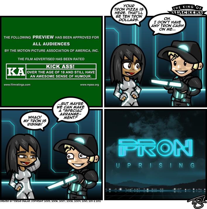 Pron – Uprising