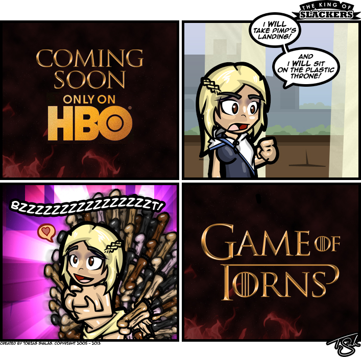 Game Of Porns (NSFW)