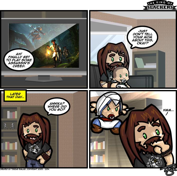 Annika's Creed