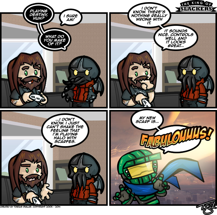 Master Chief's Destiny