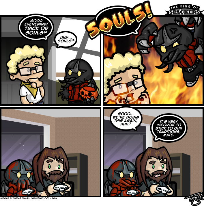 Trick Or Souls 3
