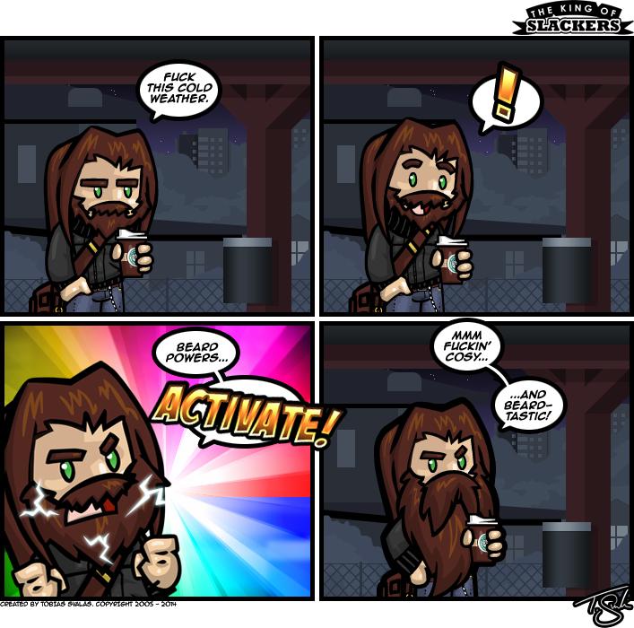 Beardtastic Part 3