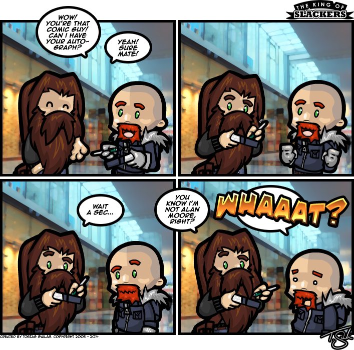Moore Beardtastic (Part 4)