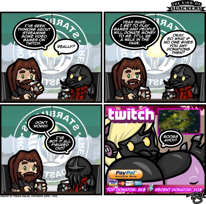 Twitcher – Part 1