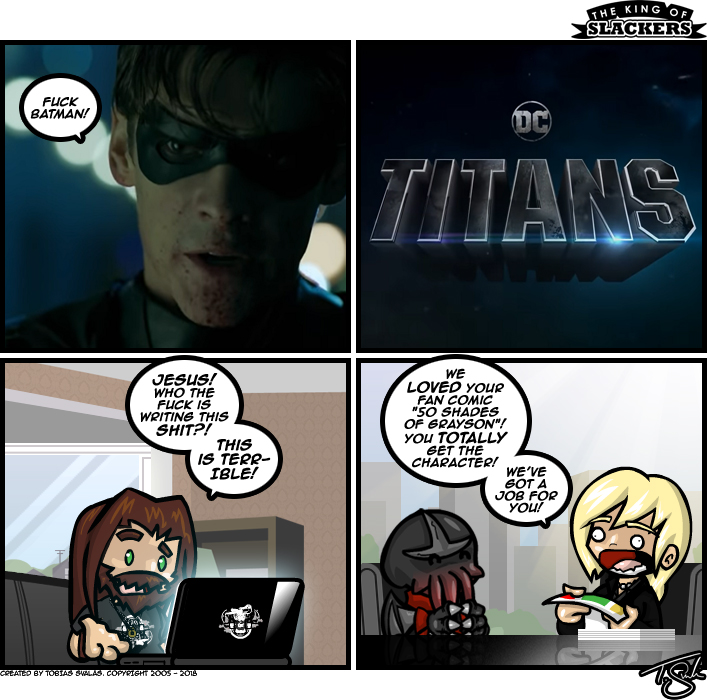 Terrible Titans