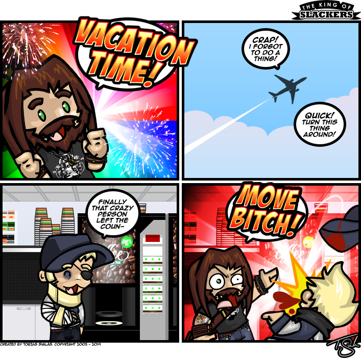 Vacation Time! – 2019